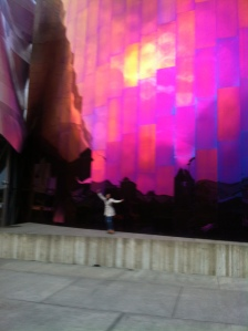 Up close and personal with The EMP...