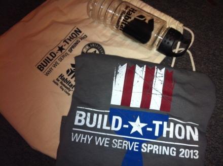 AmeriCorps Build-a-Thon 2013